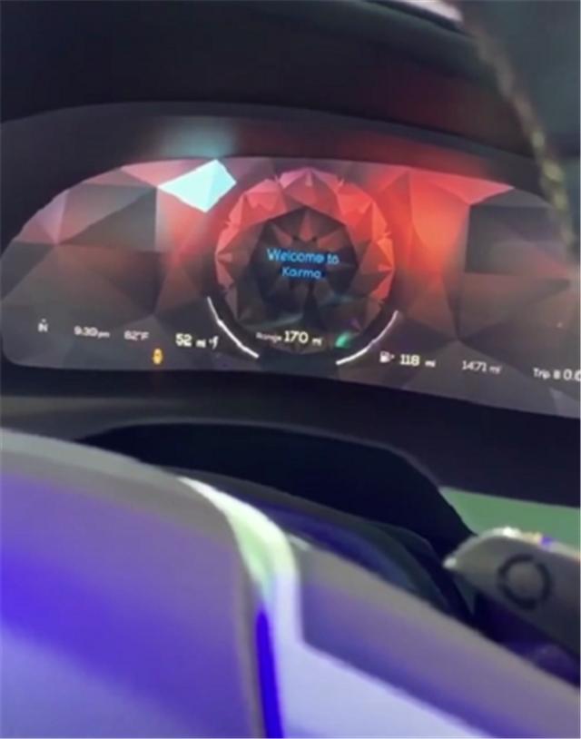 广州车展:Karma GT亮相,和宝马i8一样的动力总成,3.9秒破百