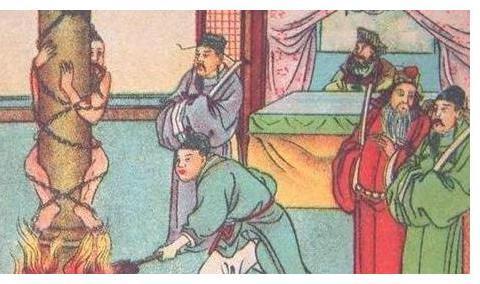 此酷刑没有任何疼痛感,但受刑之人皆视为耻辱,宁可选择凌迟