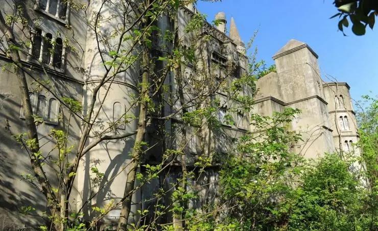 一座遗失的石雕艺术宫,藏着你不知道的异国风情