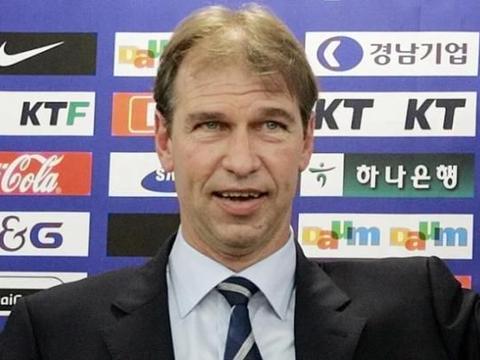 前韩国、澳大利亚国家队主教练维尔贝克去世 享年63岁!