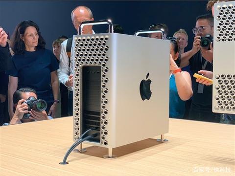 苹果将宣布新款Mac Pro上市时间:整套配下来要超30万