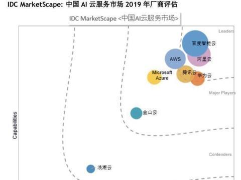 IDC中国AI云服务报告称公有云让AI普惠,阿里百度领先