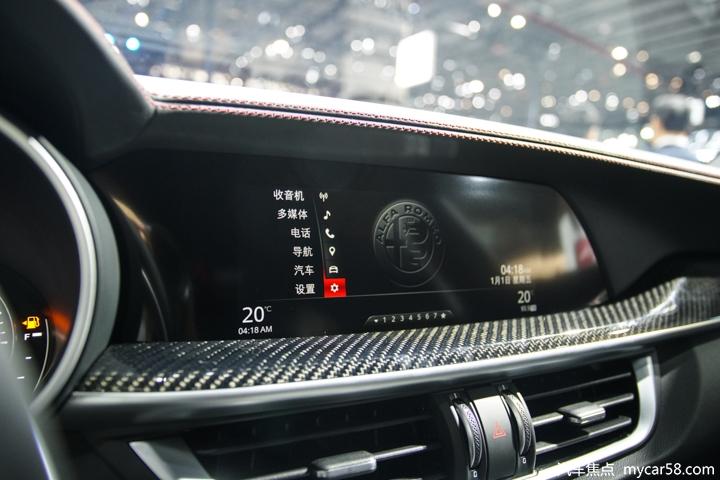 法拉利技术发动机,广州车展实拍Stelvio F1 Tributo全球纪念版
