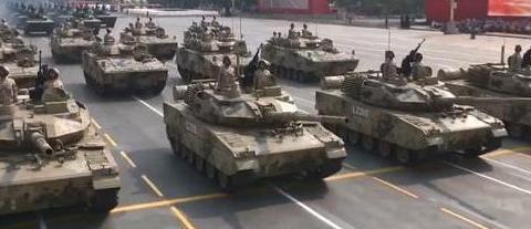 15式轻型坦克:配备105毫米膛线炮,炮塔防护能力超越96式坦克