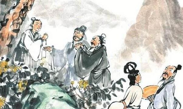 读一首诗杜甫《九日蓝田崔氏庄》,又逢重阳节,只是大家都老了