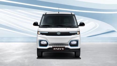 """北汽EV5减负有诀窍 力促新能源物流""""轻装上阵"""""""