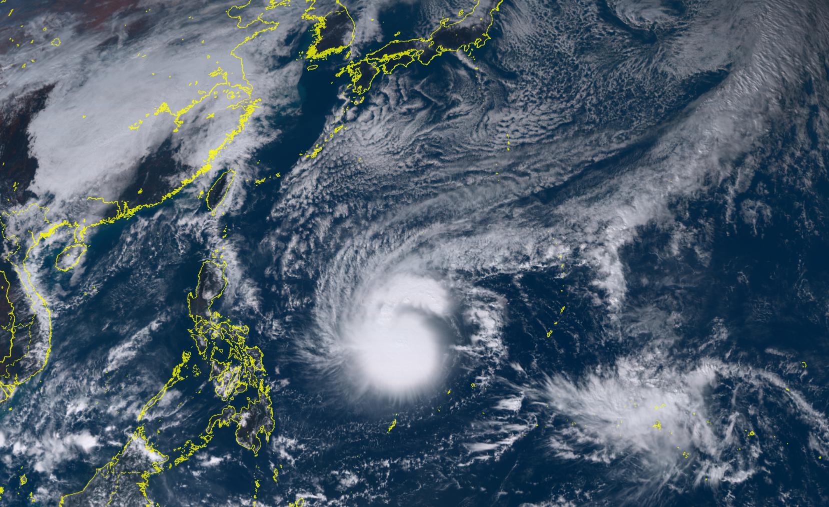 年度风王已经确定?权威预测:28号北冕或成17级以上超强台风!