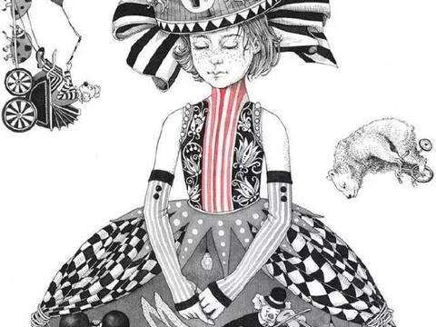 乌克兰插画家 Sveta Dorosheva