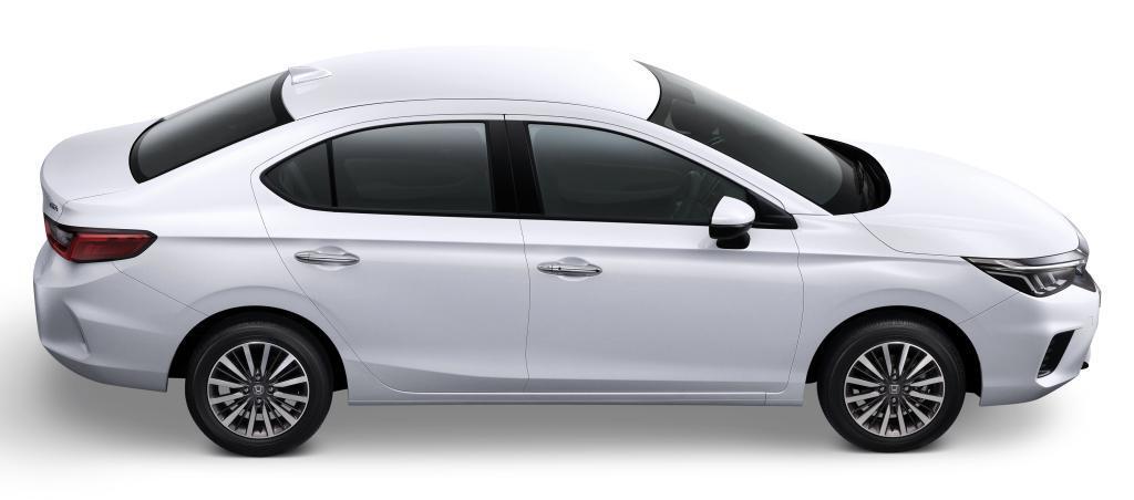 1.0T三缸配全新设计,全新本田锋范亮相海外,国产还要等多久?