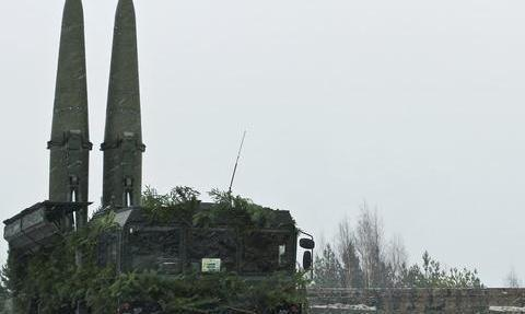 西部地对地导弹竖起,中导条约之后积极应对,俄向美释放重要信号