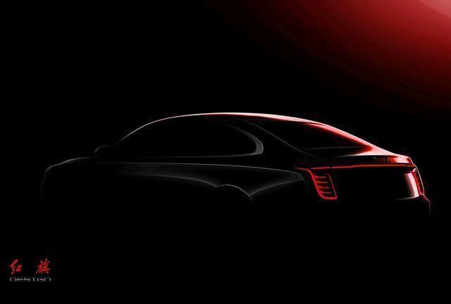全新红旗H7霸气来袭,或售26w,还买啥奔驰E级?