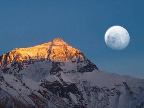 世界第一高峰是珠峰,二三四名在哪?西藏:不好意思
