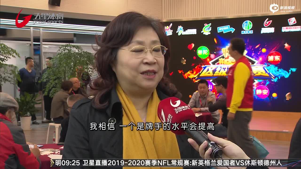 视频-上海三打一受追捧 弈棋耍大牌推出区级对抗赛