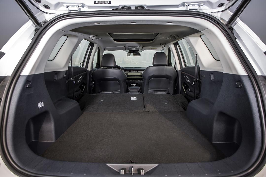 1.5T,车长4米7,这台大个子中国SUV仅7.77万起!