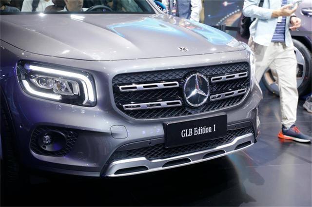 奔驰5+2座豪华SUV GLB上市,主打家用市场,高性价比30万起售