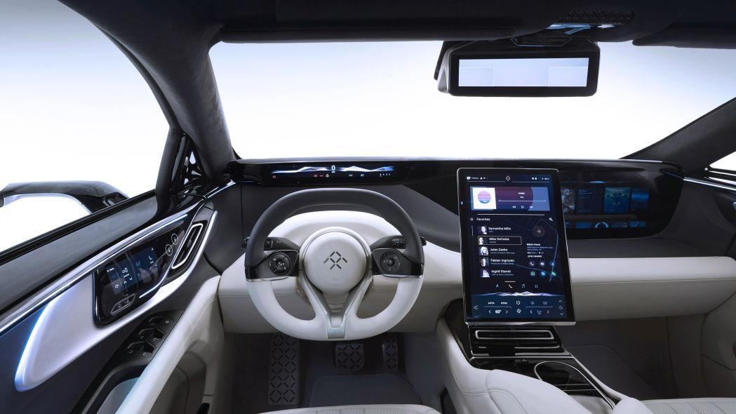 贾跃亭造车信息发布,记忆车主信息,打造最舒适车内环境