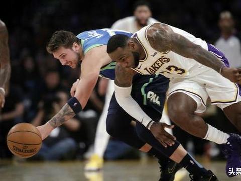 NBA最新排名: 湖人输球是好事,独行侠进前四,马刺勇士尴尬!
