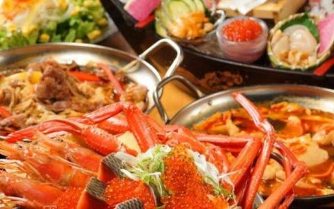 中国游客去吃日本自助餐,老板,看到你们只吃海鲜我就放心了!