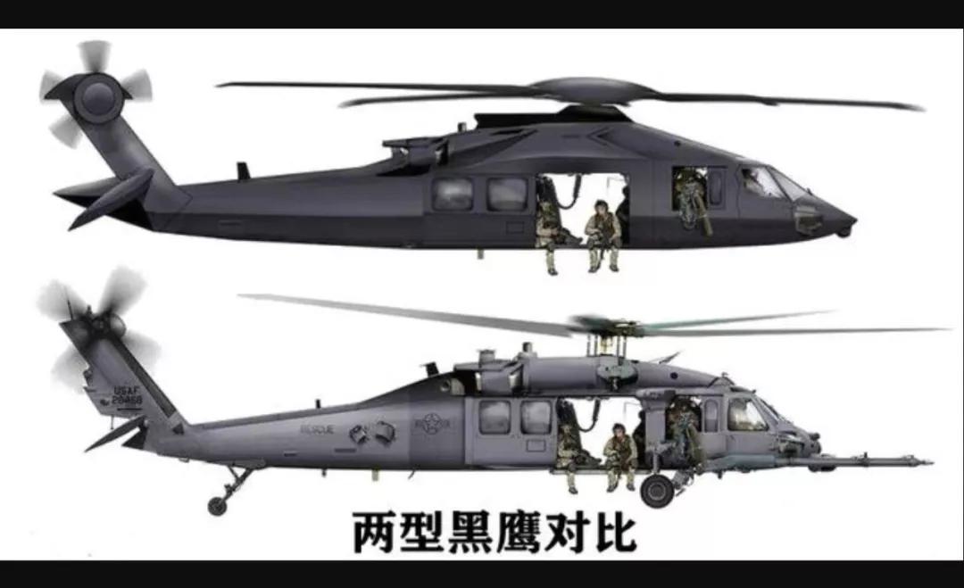 沉默黑鹰:美国斩首拉登的神秘隐身直升机,一技术与中国直20同款
