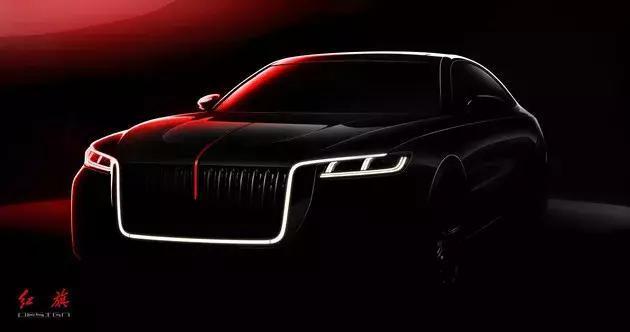 可能是红旗聘请的劳斯莱斯设计总监出手了,新款H7酷似幻影