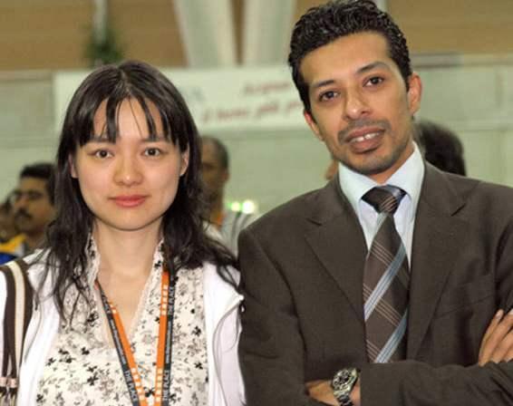 中国最美棋后嫁卡塔尔王子,曾劝闺蜜共侍一夫,如今放弃中国国籍