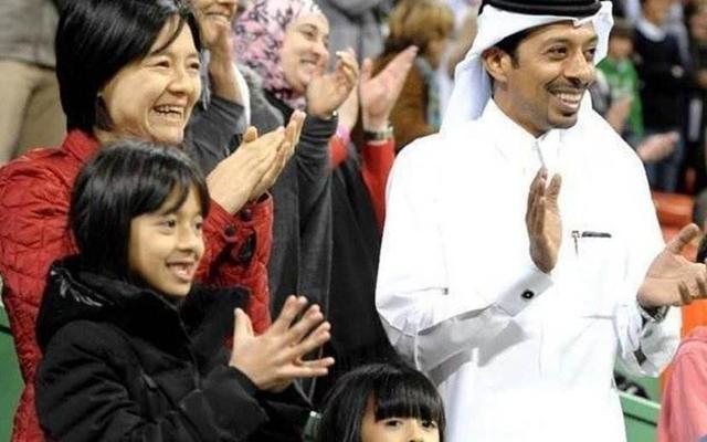 曾经最美的棋后,远嫁中东土豪家族,现身居高职,43岁尽显老态