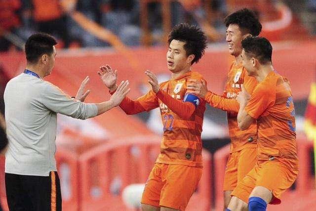 山东鲁能今年的比赛成绩,你们还满意吗?