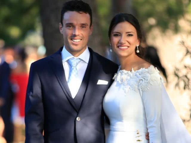 体坛又一网球名将正式大婚,俊男美女十分养眼