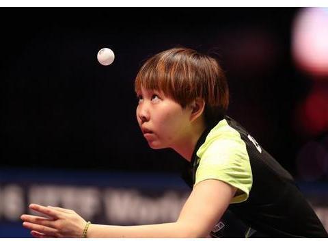 世界杯团体赛报名名单出炉,朱雨玲无缘,她和东京奥运渐行渐远