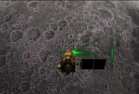 印度坠毁月球的探测器终于被找到了!