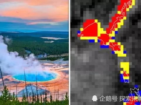 黄石火山担忧!NASA帮助美国地质调查局预测下一次超级喷发