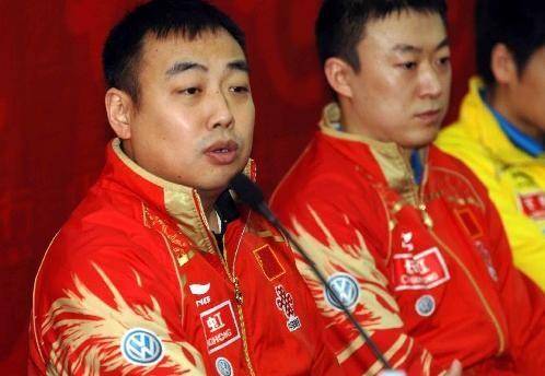 外媒问刘国梁:国乒谁最强,刘国梁只说了这么一句话