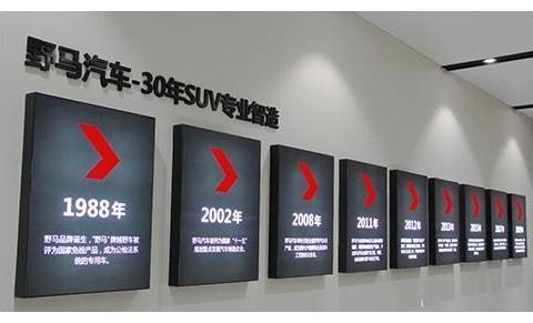 四川野马汽车正式命名首台新能源轿车---星歌