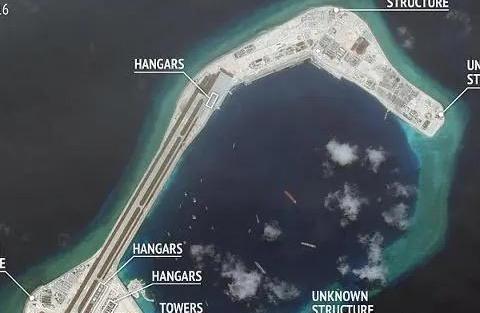 中国南海南沙群岛,越南实控岛礁的分布特征和战略格局分析