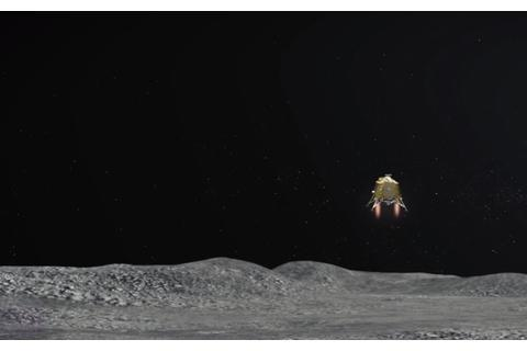 零件碎了一地!印度的月球探测器遗骸,终于被发现