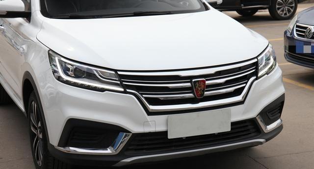 荣威RX3落地花了10.6万,三个月开了2100公里,车主只说三个字!