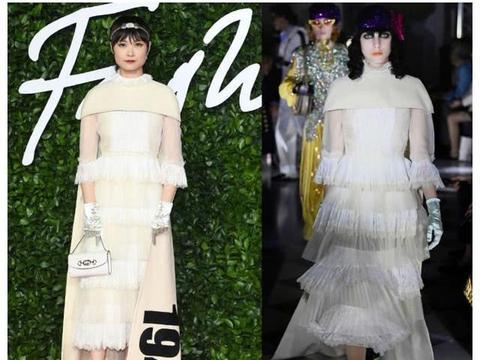 """龙妈变美维密超模比身材!时装界""""奥斯卡""""红毯,看点不止李宇春"""