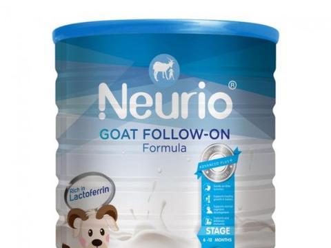 纽瑞优羊奶粉:宝宝喝了不上火增强身体免疫力