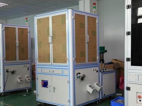 工业生产视觉检测