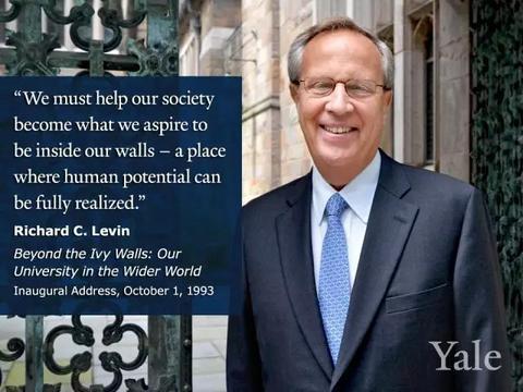 耶鲁大学校长:思考才是一个人受过教育的铁证!