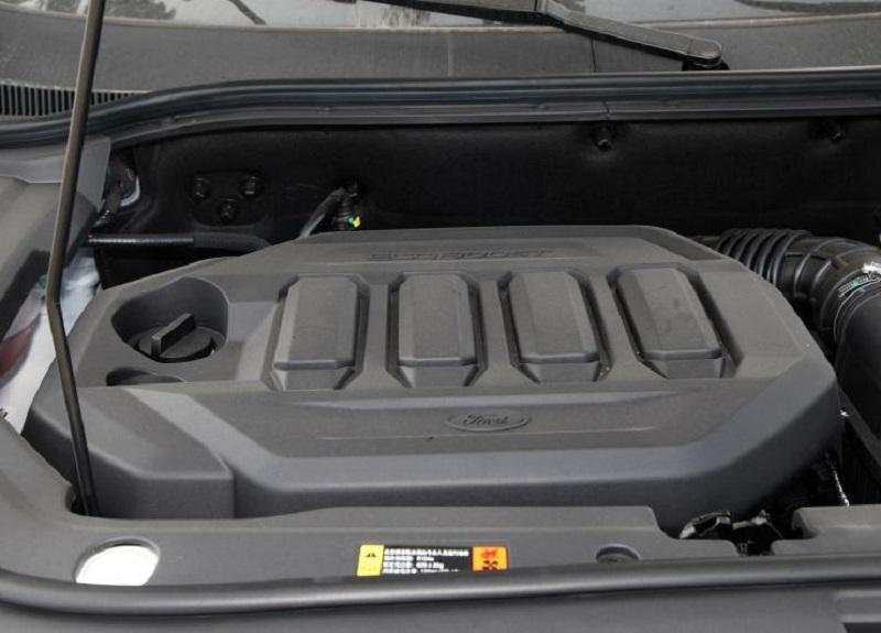 搭1.5T+48V轻混动力  福特领界新增两款车型售15.48万元起
