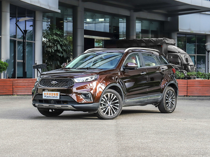 福特领界新增两款48V车型 售价15.48-16.88万元