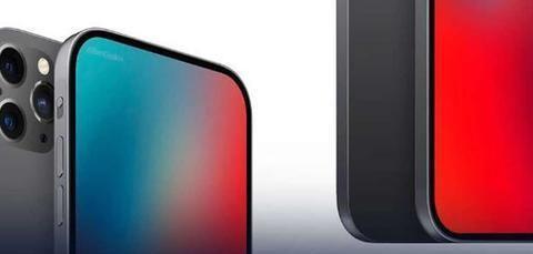 iPhone12原型机曝光:无刘海、边框、静音键重新设计