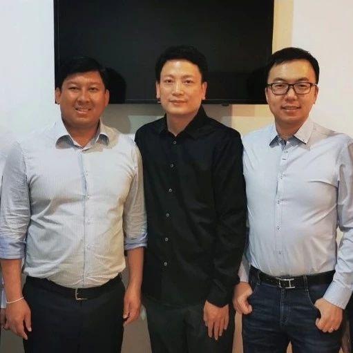 欧神、王牧笛拜会柬埔寨环保部长,商谈西港新城规划事宜