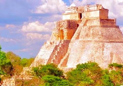 科学震撼公布:玛雅人不是地球人?千年前的航天飞机被复原!