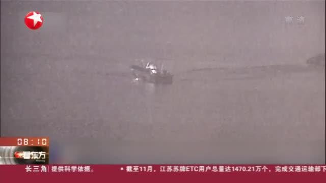 广东:特大走私电子产品案告破——监控发现快艇卸货  十分钟完成海陆转运
