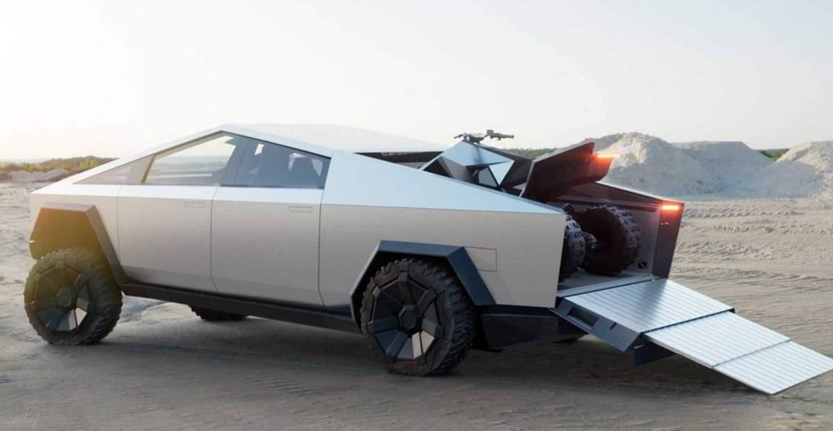 特斯拉新车的秘密,灵感来源于007电影,风阻系数低至0.3