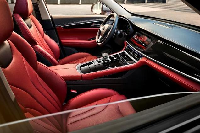 内外兼修,自主品牌轿跑SUV长安CS85 COUPE成潮流风向标