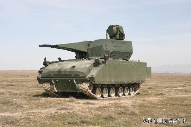 国产35毫米自行高炮开始批量装备,土耳其装甲部队补足最大缺陷