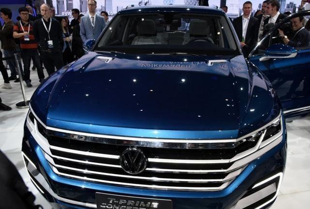 大众再添王牌SUV,油耗2.6L仅28万,比汉兰达霸气,买它不后悔